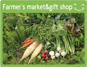 Farmer`s market&gift shop